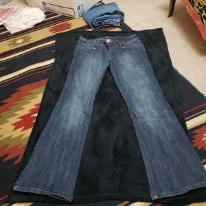 Project z jeans size 11